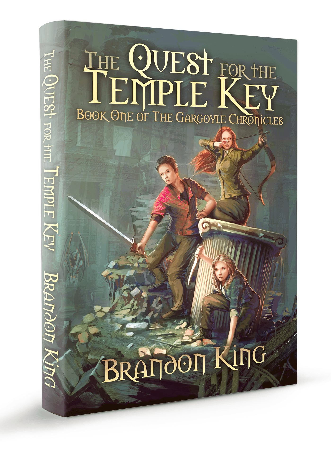 The Quest for the Temple Key Sample