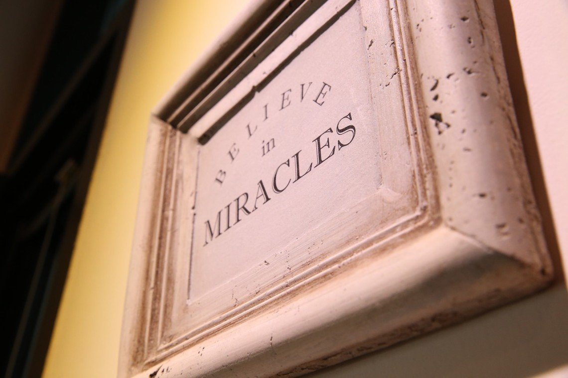 Miracles: 5 Ways To Make Them Everyday